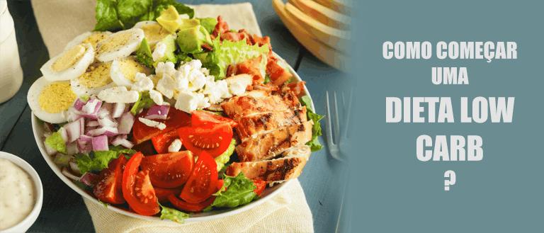 Como iniciar dieta low carb